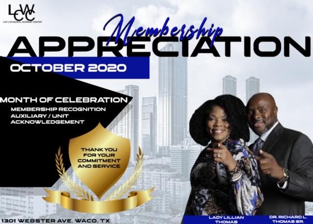 Membership Appreciation